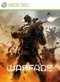 Warface Xbox 360 Front Cover