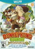 Donkey Kong Country: Tropical Freeze Wii U Front Cover