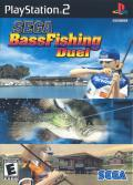 Sega Bass Fishing Duel PlayStation 2 Front Cover