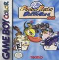 Monster Rancher BattleCard GB Game Boy Color Front Cover