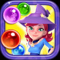 Bubble Witch 2 Saga  iPad Front Cover