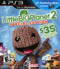 LittleBigPlanet 2: Special Edition PlayStation 3 Front Cover