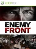 Enemy Front Xbox 360 Front Cover