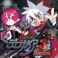 Disgaea 3: Absence of Detention PS Vita Front Cover