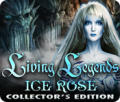 Living Legends: Ice Rose (Collector's Edition) Macintosh Front Cover