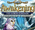Awakening: The Goblin Kingdom (Collector's Edition) Macintosh Front Cover