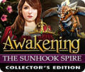 Awakening: The Sunhook Spire (Collector's Edition) Macintosh Front Cover