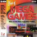 Best of Mega Games DOS Front Cover
