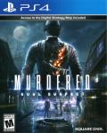 Murdered: Soul Suspect PlayStation 4 Front Cover