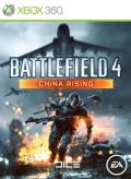 Battlefield 4: China Rising Xbox 360 Front Cover