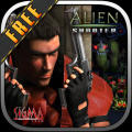Alien Shooter iPad Front Cover