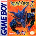 Rolan's Curse 2 Game Boy Front Cover