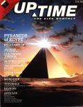 Pyramids of Egypt Apple II Front Cover