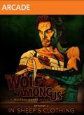 The Wolf Among Us: Episode 4 - In Sheep's Clothing Xbox 360 Front Cover