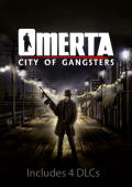 Omerta: City of Gangsters Macintosh Front Cover