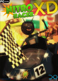 Nitro Racer XD Linux Front Cover