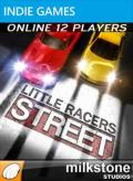 Little Racers STREET Xbox 360 Front Cover