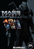 Mass Effect Trilogy Windows Front Cover