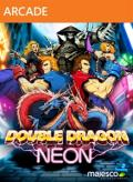 Double Dragon Neon Xbox 360 Front Cover