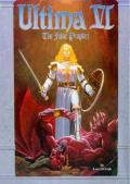 Ultima VI: The False Prophet Windows Front Cover