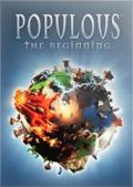 Populous: The Beginning Windows Front Cover