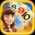Pyramid Solitaire Saga iPad Front Cover