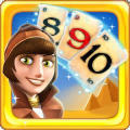 Pyramid Solitaire Saga Android Front Cover