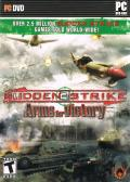 Sudden Strike 3: Arms for Victory Windows Front Cover