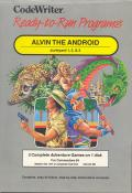 Alvin the Android Commodore 64 Front Cover