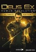 Deus Ex: Human Revolution - Ultimate Edition Windows Front Cover