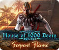 House of 1000 Doors: Serpent Flame Macintosh Front Cover