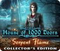House of 1000 Doors: Serpent Flame (Collector's Edition) Windows Front Cover