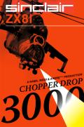 Chopper Drop 3000 ZX81 Front Cover