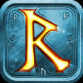 Runes of Avalon iPad Front Cover
