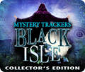 Mystery Trackers: Black Isle (Collector's Edition) Macintosh Front Cover