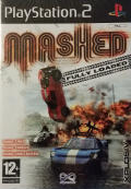 Mashed: Fully Loaded PlayStation 2 Front Cover