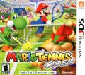 Mario Tennis Open Nintendo 3DS Front Cover