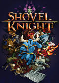Shovel Knight Macintosh Front Cover