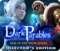 Dark Parables: Rise of the Snow Queen (Collector's Edition) Macintosh Front Cover