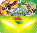 Skylanders: Swap Force - Fire Kraken / Grilla Drilla Nintendo 3DS Front Cover