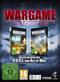 Wargame: Two-Front-War Linux Front Cover