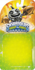 Skylanders: Swap Force - Countdown Nintendo 3DS Front Cover