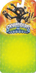 Skylanders: Swap Force - Smolderdash Nintendo 3DS Front Cover