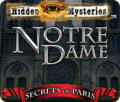 Hidden Mysteries: Notre Dame - Secrets of Paris Macintosh Front Cover