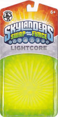 Skylanders: Swap Force - Smolderdash (LightCore) Nintendo 3DS Front Cover