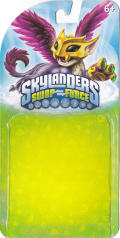 Skylanders: Swap Force - Scratch Nintendo 3DS Front Cover