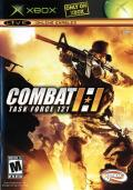 Combat: Task Force 121 Xbox Front Cover