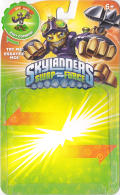 Skylanders: Swap Force - Spy Rise Nintendo 3DS Front Cover
