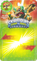 Skylanders: Swap Force - Fire Kraken Nintendo 3DS Front Cover