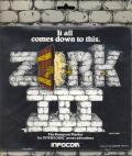 Zork III: The Dungeon Master DOS Front Cover